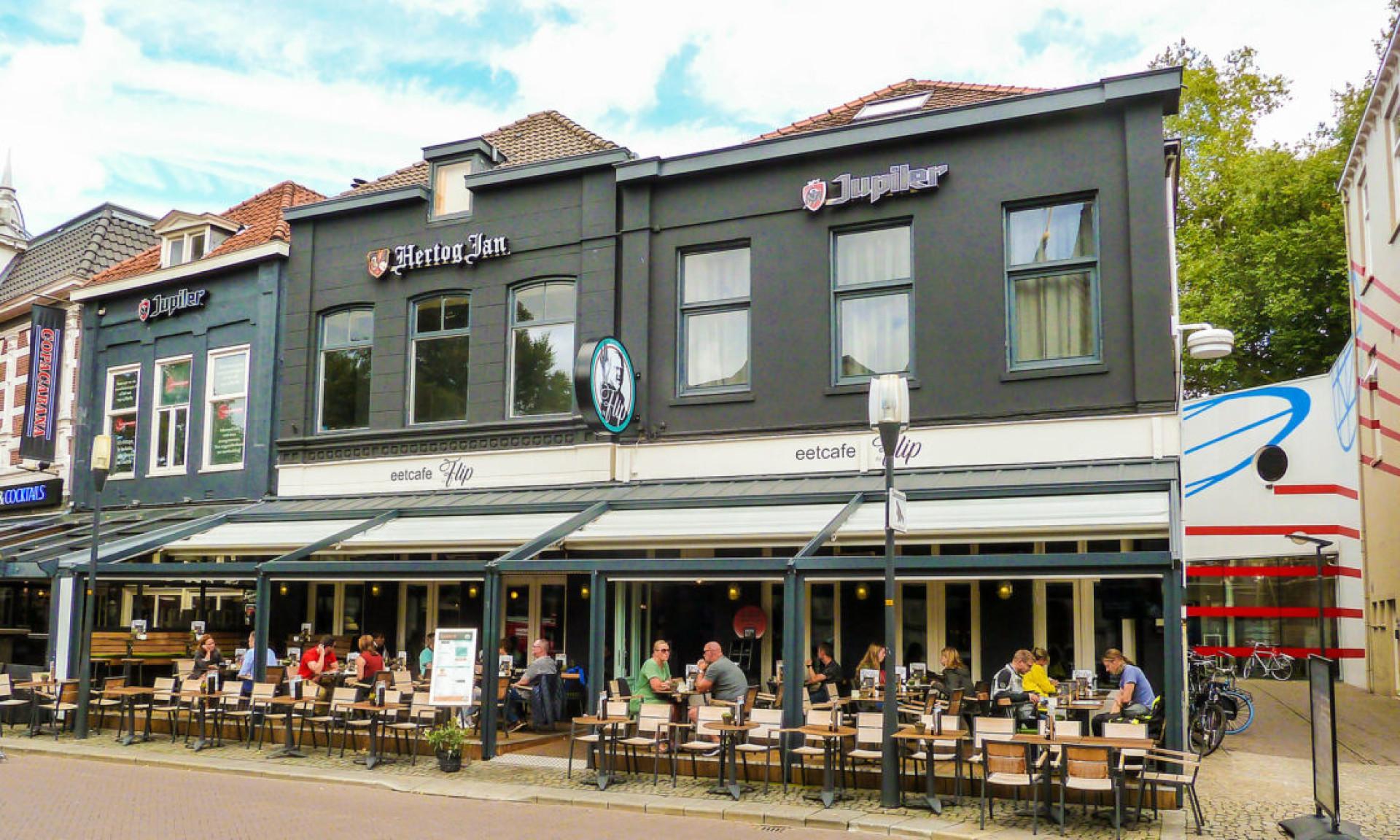 Eetcafé van Flip | Enschede