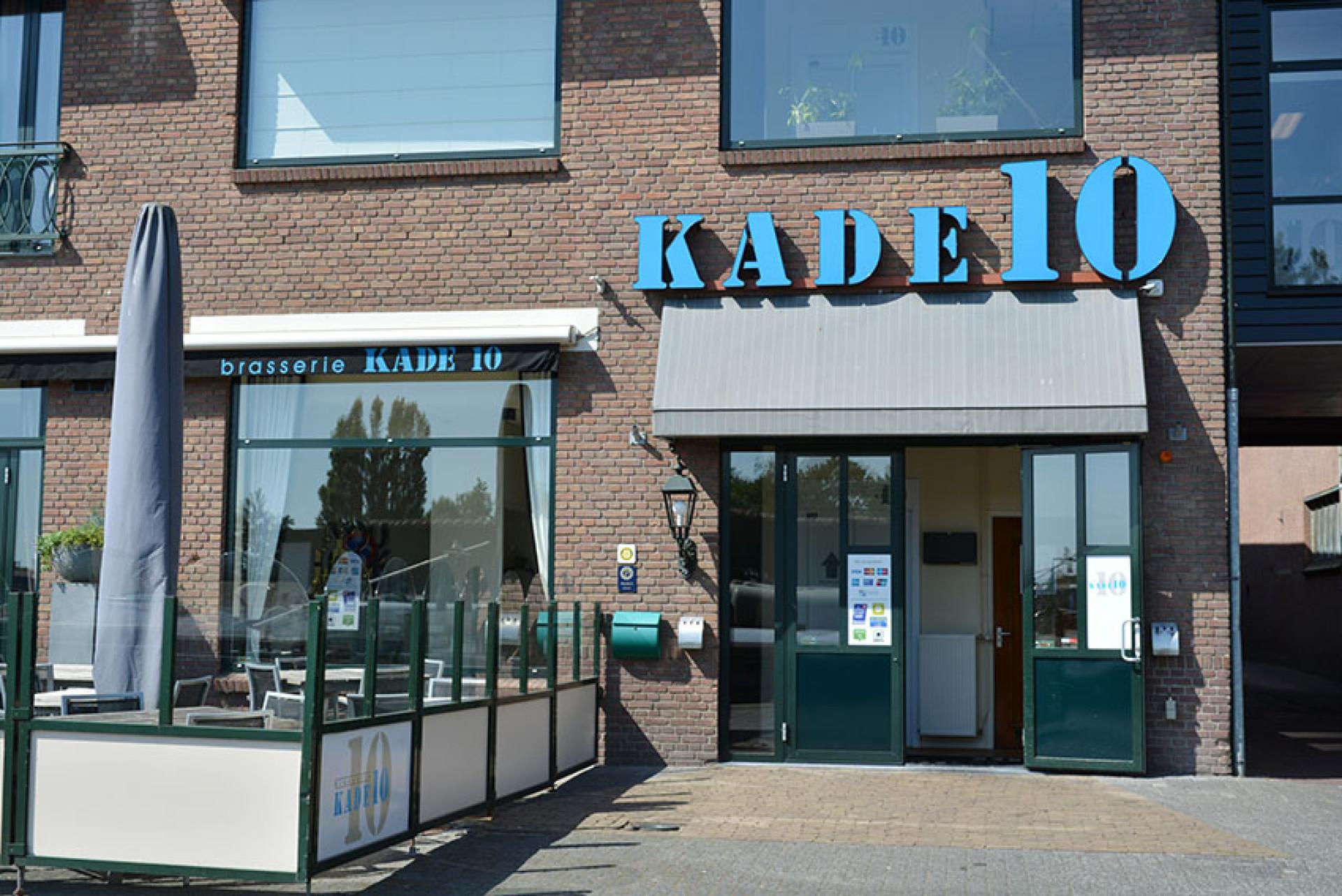 Brasserie Kade 10